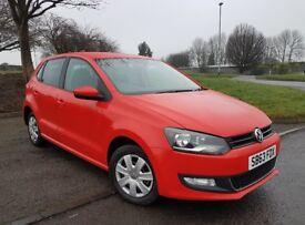 2013 Volkswagen Polo 1.2 Match Edition 5Door