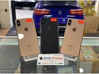 iPhone Xs Unlocked 64Gb-256Gb