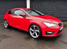 2014 SEAT LEON 2.0 TDI 150 FR 3 DOOR NOT IBIZA GOLF JETTA AUDI A3 A4 S LINE A180 A200 CIVIC ASTRA