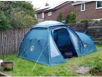 Coleman Bi-Space400 - 4 Man Tent