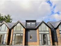 A newly built 2 bed detached house to rent in Edeleny Close, East End Road, East Finchley