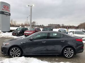2014 Kia Optima SX Turbo Kitchener / Waterloo Kitchener Area image 4