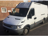 IVECO Daily 35S12HPi panel van, longest and tallest-Excellent runner