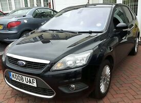 2008 Ford Focus, Titanium, 2.0, Petrol.Excellent condition inside and out! Looking to sell ASAP!