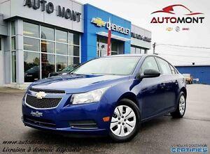 2012 Chevrolet Cruze AUTO /  A/C  / TAUX 0.9 %