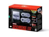 Super Nintendo Classic (American version)