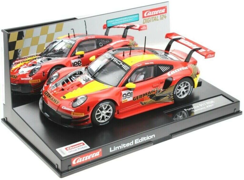 Carrera Digital 1/24 Limited Edition 2020 Porsche 911 RSR Slot Car 23903