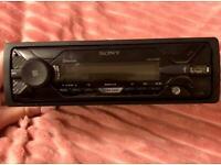 Sony car multi media stereo