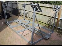 Yacht Cradle adjustable quality built galvanized