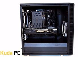 GAMING PC - i7 7700 - 16GB DDR4 - RX 580 8GB - 250GB SSD - 1TB HDD - NEW - WARRANTY - KUDA PC