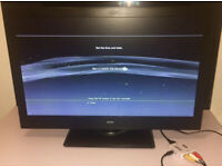 nice modern little tv, Led tv+dvd freeview television, great condition,