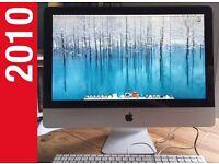 "Apple iMac 21.5"" I 3.06ghz I 500Gb HD I 8Gb ram I £200 (fixed price)"