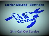 Electrician - Free Estimates - 07733821687
