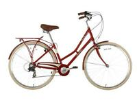 Pendleton Ladies Bike, Somerby in Red