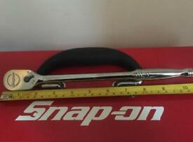 "SNAP-ON Ratchet,3/8"" Square Drive FL80 NEW"
