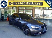 2008 BMW M3 65 KMs V8 414hp Sunroof New Tires 2-YEAR WARRANTY