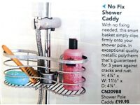 No Fix Shower Caddy
