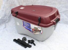 Keter Bicycle Box - Rear mounted lockable plastic storage box