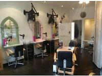 Hair Salon to let. Close to Didsbury