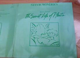 Stevie Wonder's Journey Through The Secret Life Of Plants (VINYL) Double LP