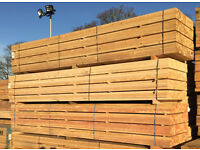 4 x 2 Sawn Timber - Ideal for temporary works!