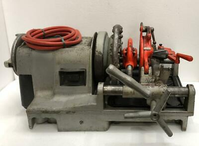 Ridgid 300 Compact Pipe Threader Threading Machine 12-2 Size 230v
