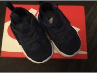 Infant Nike Huarache Trainers - Size 3.5