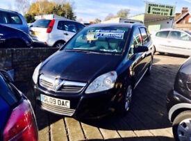 ✅ 2009 (09) - Vauxhall Zafira 1.6i Active 5dr ✅