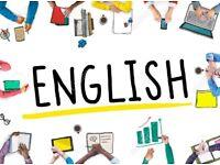 English Tutor for KS3 and GCSE