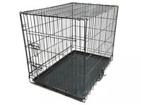 NEW King Pets Single Door Pet Cage - Medium. Perfect for small/medium dogs crate training!