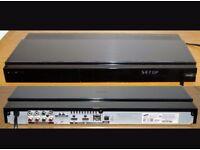 SAMSUNG Blu-ray and DVD Player