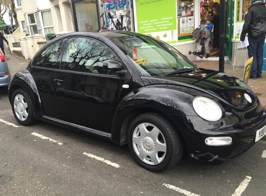 VW Beetle 2001