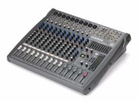 Samson L1200 12-Channel/4-Bus Professional Mixing Console, BRAND NEW! (RRP £540)