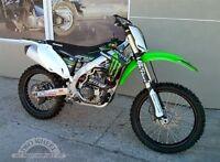 2012 Kawasaki KX450F -