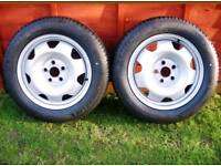"""Vw T5/T4 load rated 17"""" wheel kit"""