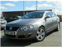 2005 Volkswagen Passat Sport 2.0 TDI 140bhp. Full Leather! Lovely Example! Full Service History!