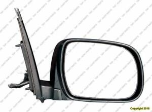 Door Mirror Power Passenger Side Heated Toyota Sienna 2004-2010