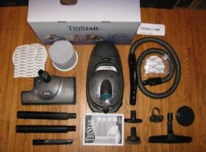 TRISTAR VACUUM CLEANERS ALL MODELS COMPACT CXL DXL EXL MG1 MG2 CS USED & REFURBISHED  PARTS SERVICE REPAIR BAGS SUPPLIES