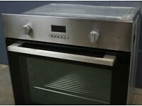 Integrated single oven lamona+ 6 months warranty! BEC12602