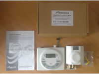 Worcester DT20RF Programmer and Thermostat