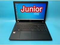 Acer Slimline Full HD 1000GB 4GB Ram Laptop, Windows 10, HDMI, Microsoft office Boxed Like NEW