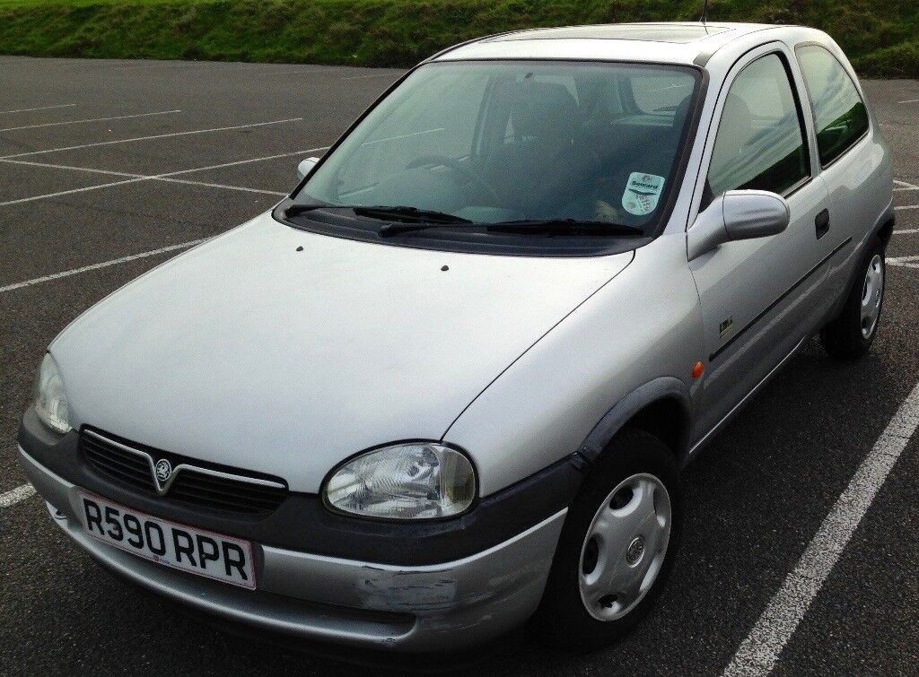 NOW SOLD> Vauxhall Corsa 1.4 Automatic low mileage