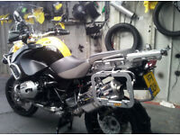bmw r1200gs adventure yellow