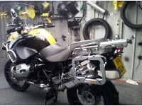 bmw r1200gs adventure yellow