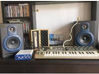 QUICK SALE OF A GREAT PRODUCERS DREAM SET UP