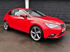 2014 SEAT LEON 1.6 TDI SE 3 DOOR NOT IBIZA AUDI A3 A4 POLO JETTA GOLF ASTRA GTC CIVIC FOCUS S LINE