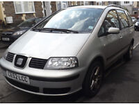 Seat Alhambra - THIS CAR IS RESERVED PENDING SALE TOMORROW! THANKS FOR ALL THE INTEREST!
