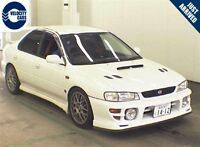 1998 Subaru Impreza WRX STi Ver.6 Turbo 4WD 133K's NO ACCDNT 1 Y Vancouver Greater Vancouver Area Preview