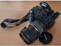 Fujifilm S9600 9Mpx 10.7X zoom bridge camera + bundle