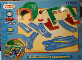 Thomas and friends Station crossing accessory kit